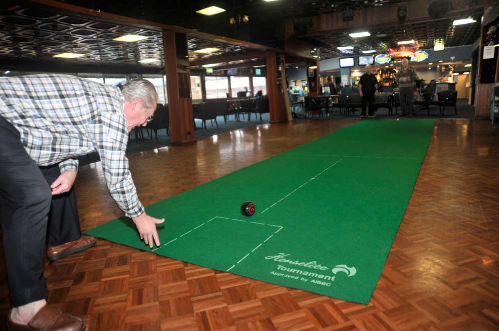 Indoor Bowls Marrickville Bowling Club